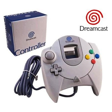Manette Officielle - Dreamcast - NEUVE
