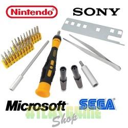 Boite à outils spéciale Consoles de Jeu - Atlas Game Shop