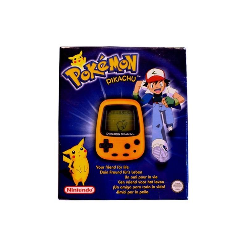 Pokémon Pikachu Tamagochi - Nintendo