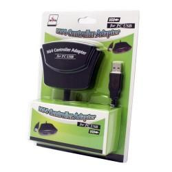 Adaptateur N64/USB - 2 Ports
