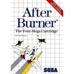 After Burner - MASTER SYSTEM