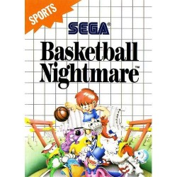 Basketball Nightmare - MASTER SYSTEM