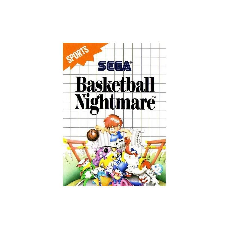 Basketball Nightmare - MASTER SYSTEM
