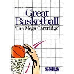 Great Basketball - MASTER SYSTEM