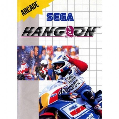 Hang On - MASTER SYSTEM