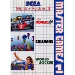 Master Games 1 - MASTER SYSTEM