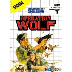 Opération Wolf - MASTER SYSTEM
