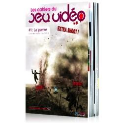 Les Cahiers du Jeu Video : la guerre vol.1