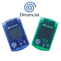 Carte Mémoire - VMU Dreamcast