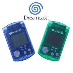 Carte Mémoire VMU - Dreamcast - SEGA