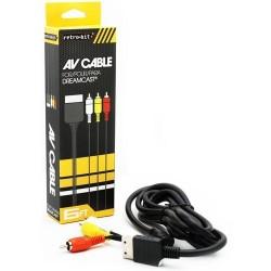 Câble A/V pour Dreamcast -...