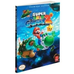 Super Mario Galaxy 2 - Officiel