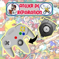 Changement de Stick N64 ORIGINE