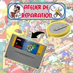 Changement de Pile NES/SNES/MD