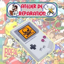 Réparation GB Classic - Pixel Mort