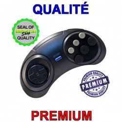 Manette 6 bouttons -...