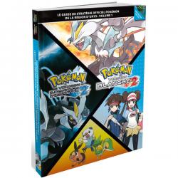Guide de Stratégie Officiel Pokémon de la Région d'Unys : Version Blanche 2 / Noire 2 - Volume 1