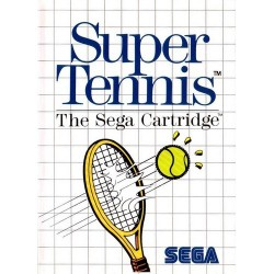 Super Tennis - MASTER SYSTEM