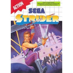 Strider - MASTER SYSTEM