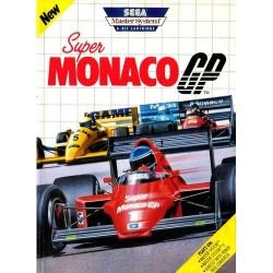 Super Monaco GP - MASTER...