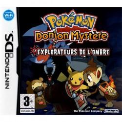 Pokémon - Donjon Mystère - Explorateurs de l'Ombre - DS
