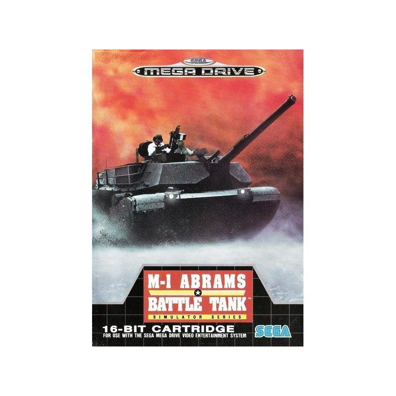 Abrams Battle Tank - MEGADRIVE
