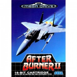After Burner 2 - MEGADRIVE