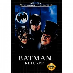Batman Returns - MEGADRIVE