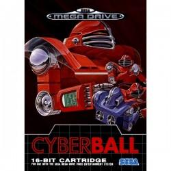 Cyber Ball - MEGADRIVE