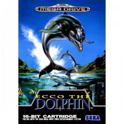 Ecco The Dolphin - MEGADRIVE