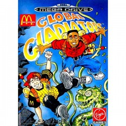 Global Gladiators - MEGADRIVE