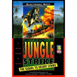 Jungle Strike : The Sequel...
