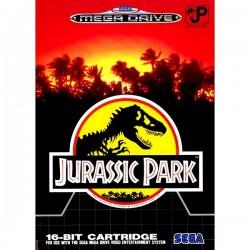 Jurassic Park - MEGADRIVE