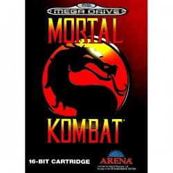 Mortal Kombat - MEGADRIVE