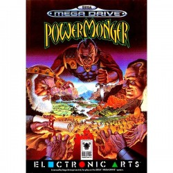 Power Monger - MEGADRIVE