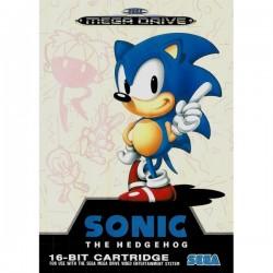 Sonic The Hedgehog - MEGADRIVE