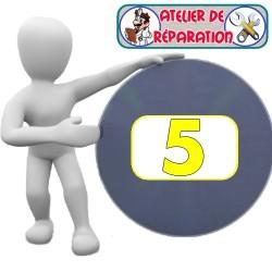 Rénovation Ultime - 5 CD