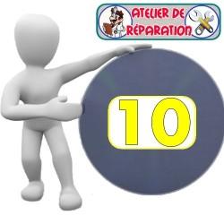 Rénovation Ultime - 10 CD