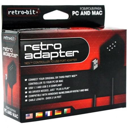 Adaptateur Manette NES/USB