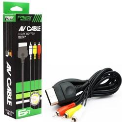 Câble A/V pour XBOX - MICROSOFT