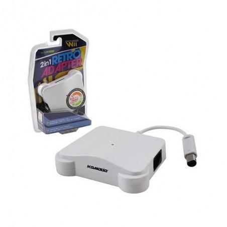 Adaptateur NES/SNES - Wii