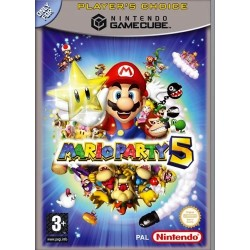 Mario Party 5 - Player's Choice
