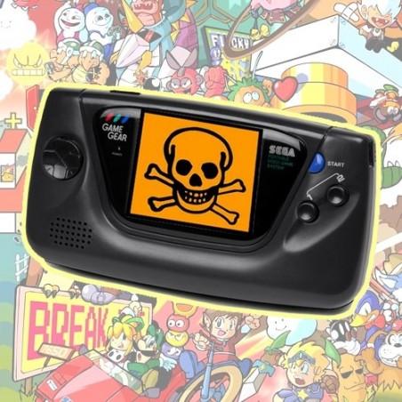 Full Cap Kit - SEGA Game Gear