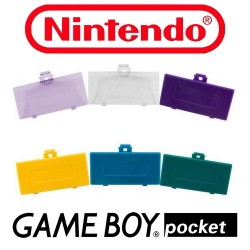 Cache piles - Game Boy Pocket