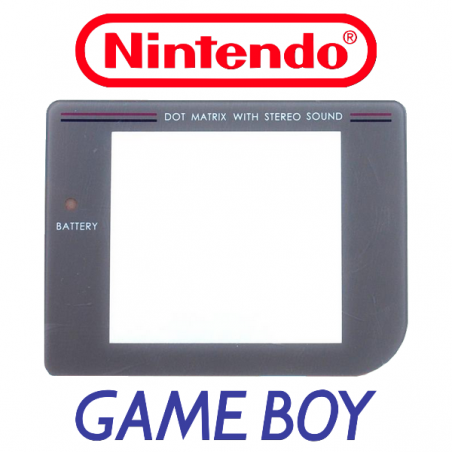 Vitre Rechange - Game Boy Classic