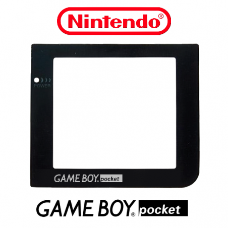Vitre d'écran - Game Boy Pocket