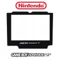 Vitre d'écran - GBA SP