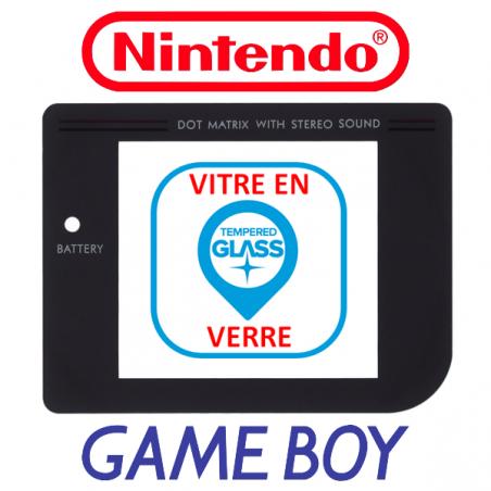 "Vitre Rechange Verre - Game Boy ""Play it Loud"""