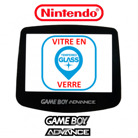 Vitre Rechange Verre - GameBoy Advance