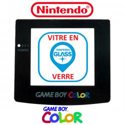 VITRE D'ECRAN DE REMPLACEMENT GAMEBOY COLOR